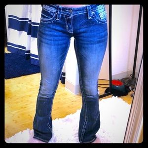 Rock Revival Jeans bootcut 25 barely worn